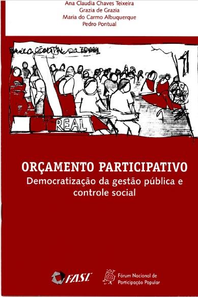 Orçamento participativo: democratização da gestão pública e controle social