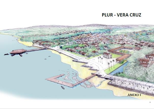 Plano Urbanístico de Mar Grande – PLUR Vera Cruz  BA