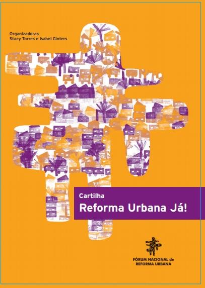 Cartilha Reforma Urbana já!