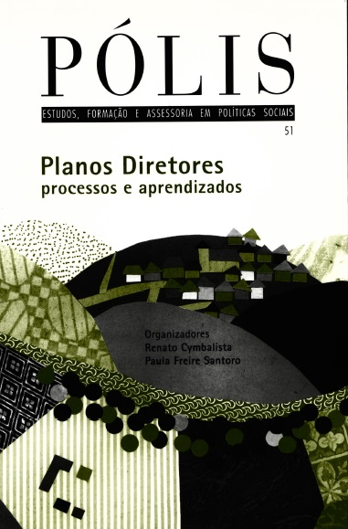 Planos Diretores: processos e aprendizados