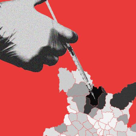 vacina contra covid-19 na cidade de São Paulo: uma proposta de abordagem territorial